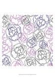 Cottage Rose Garden I Affiches par Ali Benyon