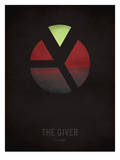 The Giver_Minimal Prints by Christian Jackson