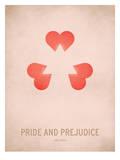 Pride and Prejudice Art par Christian Jackson