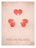 Pride and Prejudice Prints by Christian Jackson