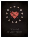 The Count of Monte Cristo Poster von Christian Jackson