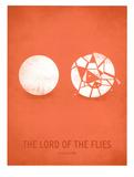 señor de las moscas, El Lámina por Christian Jackson