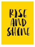 Rise and Shine Reproduction procédé giclée par Brett Wilson