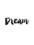 Sogna, in inglese Poster di Brett Wilson