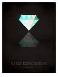Große Erwartungen, Filmplakat Poster von Christian Jackson