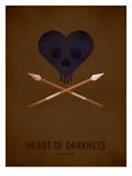 Herz der Finsternis Poster von Christian Jackson