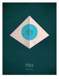 Orwell 1984 Arte di Christian Jackson