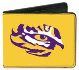 Louisiana State Tigers Wallet Wallet