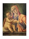 Madonna and Child, 1490 Giclée-Druck von Bartolomeo Vivarini