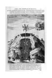 Wind Pump, 1678 Giclee Print by Athanasius Kircher