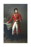 Napoleon Bonaparte as First Consul, 1799-1821 Giclee Print by Antoine-Jean Gros