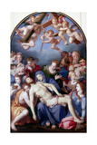 The Deposition from the Cross, 1443-1445 Giclee Print by Agnolo Bronzino