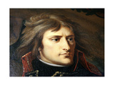 Napoleon Bonaparte on the Bridge at Arcole, C1796-C1797 Giclee Print by Antoine-Jean Gros