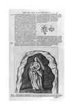 Virgin and Child, 1678 Giclee Print by Athanasius Kircher