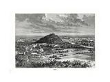 Graz, Austria, 1879 Giclee-trykk av Charles Barbant