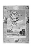 The Fall of Icarus, 1733 Giclee Print by Bernard Picart