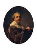 Self-Portrait, 1762 Giclee Print by Carle van Loo