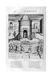 Pindare, 1615 Giclee Print by Bernard Picart