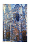 Rouen Cathedral, Sunlight, 1894 Giclée-Druck von Claude Monet