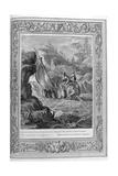 Passage of the Argonauts Through the Symplegades, Hellespont, 1733 Giclee Print by Bernard Picart
