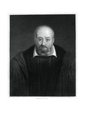 George Buchanan, Scottish Historian and Humanist Scholar Giclee Print by E Scriven