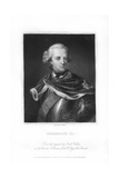 Frederick the Great, King of Prussia Giclee Print by E Scriven