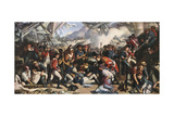 The Death of Nelson, 1805, (1859-186) Giclee Print by Daniel Maclise