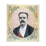 Jean Casimir-Perier, French Politician, 1894 Giclee Print by F Meaulle