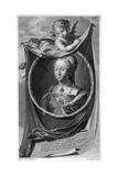 Lady Jane Grey, Queen of England Giclée-Druck von Cornelis Vermeulen