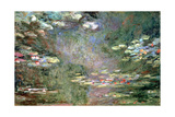 Water Lilies, C1925 Giclee Print by Claude Monet