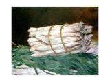 Bundle of Asparagus, 1880 Lámina giclée por Edouard Manet