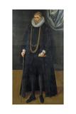 Sir John Garrard, Lord Mayor in 1601, 1618 Lámina giclée por Daniel Mytens