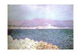 Gulf of Antibes, 1888 Giclee Print by Claude Monet