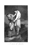 Out Hunting for Teeth',1799 Reproduction procédé giclée par Suzanne Valadon