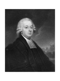 Nevil Maskelyne, English Astronomer Giclee Print by E Scriven