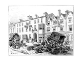 The Red House Hotel, Stratford-Upon-Avon, Warwickshire, 1885 Giclee Print by Edward Hull