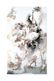 Crowning Glory of Saint Stanislas, C1744-1796 Giclee Print by Franz Anton Maulbertsch