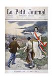 Now, with Work!!!, 1899 Gicléetryck av Eugene Damblans