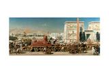 Israel in Egypt, 1867 Giclee Print by Edward John Poynter