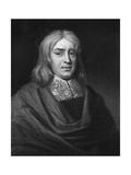 Thomas Sydenham, 17th Century English Physician Giclee Print by E Scriven