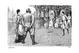 Comforting, 1882 Giclee-trykk av George Du Maurier