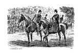 A Business-Like Offer, 1886 Giclee-trykk av George Du Maurier