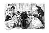 Art in Excelsis, 1874 Giclee-trykk av George Du Maurier