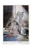 Small Christmas, 1896 Giclee Print by F Meaulle