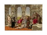 The Calumny of Apelles, 1494-1495 Giclée-tryk af Franz Kellerhoven