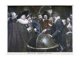 The Astronomer, 1898 Giclee Print by Ferdinand Roybet