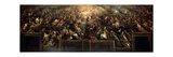 The Paradise, C1582-C1585 Giclée-tryk af Francesco Bassano