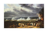 The Battle of Jemappes, 1792 Giclee Print by Horace Vernet