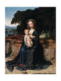 The Rest on the Flight into Egypt, C1512-1515 Giclee Print by Gerard David