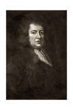 Samuel Pepys, English Naval Administrator and Member of Parliament Giclee Print by Godfrey Kneller